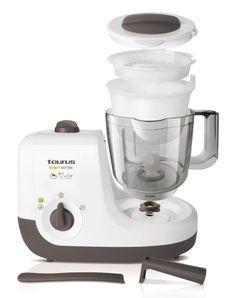 Déjate seducir por la cocina al vapor con el Robot Vapore de Taurus