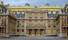 Pałac w Wersalu, Paryż, Francja