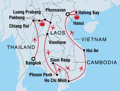 Classic Indochina Adventure overview | Indochina Adventure. Explore Classic Indochina with Intrepid Travel