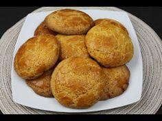 BROA DE MILHO (Broa de Fubá - fácil, rápida e deliciosa!) - YouTube
