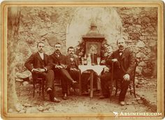 Absinthes.com tells the story of absinthe – Chapter 3: The Belle ...