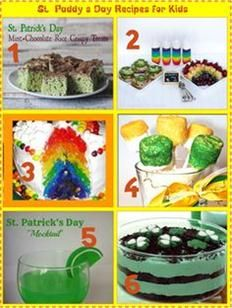 6 St. Patrick's Day Recipes for Kids