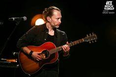 Première soirée de Pathway to Paris avec entre autres Thom Yorke (Radiohead/Atoms For Peace), Patti Smith et Flea (Red Hot Chili Peppers) au Le Trianon !  (photos - Olivier Gestin)
