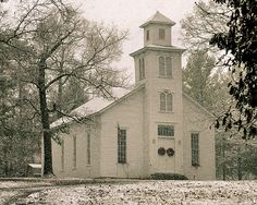 Lovely old church in NC                                                       …