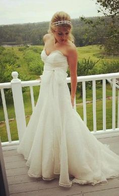 Melissa Sweet Wedding Dress $520  Wedding Dresses  Pinterest ...
