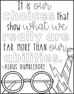coloring sheets Harry Potter Coloring Sheets- This product contains 10 inspirational Harry Potter quote coloring pages. Coloring is not only fun but it is also a great way to reduce st Harry Potter Coloring Pages, Quote Coloring Pages, Coloring Sheets, Coloring Books, Harry Potter Teachers, Harry Potter Classroom, Free Adult Coloring, Printable Adult Coloring Pages, Harry Potter Pictures