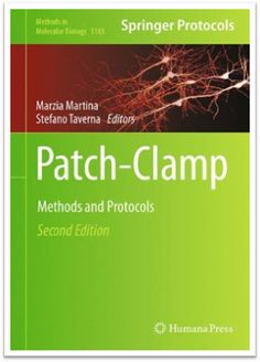 Methods in Molecular Biology Vol.1183 Patch-Clamp Methods and Protocols 2nd Edition | Sách Việt Nam