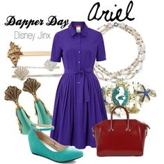 49f93a4399cb ariel Dapper Day Disneyland
