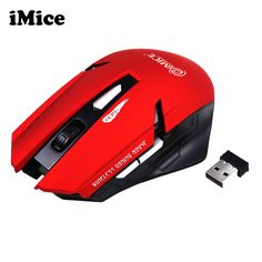 iMice Silent Click Ergonomic 2.4GHz Wireless Mouse 6 Buttons Cordless PC Computer Gaming Mouse Mice Computer Office Peripherals //Price: $7.08 & FREE Shipping //     #RCCar