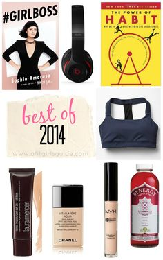 Friday Faves: Best of 2014 Edition via a Fit Girl's guide- a health&fitness blog