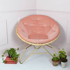 The Aurora Round Chair £545