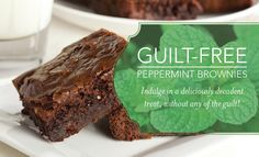 These fudgy peppermint brownies may look and taste like the brownies you love, but they're free of the things that your waistline doesn't. We've taken out the flour, butter, and refined sugar and replaced them with wholesome ingredients such as coconut oil, honey, Peppermint Vitality™, and black beans. Yes—we said black beans! They may ...