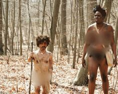 Peter Dinklage and Leslie Joned participate in a celebrity edition of 'Naked and Afraid'