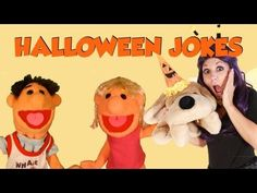 Halloween Jokes for Children - YouTube