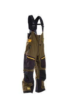 TOBE Privus Bib, Dark Olive - Snowmobile, ski and snowboard bibs. Ski And Snowboard, Snowboarding Gear, Salopette Carhartt, Snowmobile Pants, Fun Winter Activities, Winter Hiking, Snow Pants, Boots Online, Casual Styles