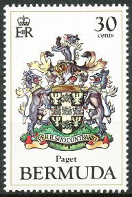 most expensive british stamps  | 1985. Bermudaissued these stamps on all the parishes: