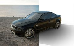 I assemble an HDRI environment + plates from down the coast in South Australia and do a test render in Octane using Mike Pan's BMW.