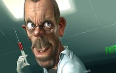 Hilarious Caricature Illustrations