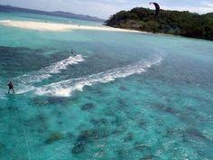 Kitesurf Boracay Philippines 2011