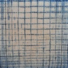 pleated shibori stitch