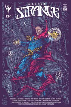 'Doctor Strange' Poster - Dean Falsify Cook