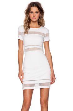 Bailey 44 Mateo Dress in White ($165)