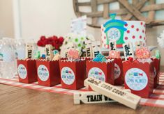 Entertaining Made Easy Trains Birthday Party, Birthday Party Decorations, 2nd Birthday, Party Themes, Birthday Parties, Sweet Caroline, Cute Kitchen, Of Mice And Men, More Fun
