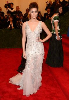 Best Dressed Met Gala 2013: The Celebrities That Shined On The Red Carpet (PHOTOS)