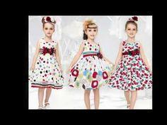 6c5ab1186 ملابس اطفال بنات للعيد 2018   اشيك تشكيلة ازياء اطفال بنات للعيد 2018
