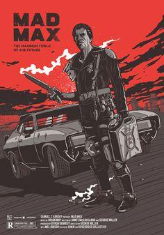 """Le nouveau """"Mad Max : Fury Road"""" sort sur les écrans dans quelques jours. Dans ce remake réalisé par George Miller (le réalisateur visionnaire de la première trilogie Mad Max), on retrouve le monde Post-Apocalyptique dans lequel Max Rockatansky (Tom Hardy) fuit Wasteland avec un groupe de réfugiés pour échapper à la guerre menée par…"""