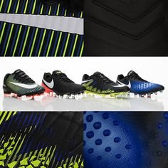 big sale 25940 968cf Flash your speed, skills, and style on the pitch with Nike  Dark Lightning   soccer cleats.