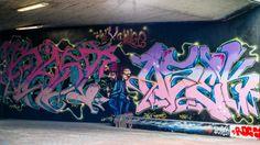 Bad Cannstatt, Hall of Fame #StreetArt #落書き #ArteCallejero #ストリートアート #art de rue #Straßenkunst 😚🎨 - https://wp.me/p7Gh1Z-2lu #kunst #art #arte #sztuka #ਕਲਾ #konst #τέχνη #アート