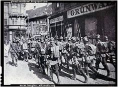 On this day in after Romania declares war on Austria-Hungary, formally entering World War I, Romanian troops cross the border . Women In History, World History, Ancient History, World War Ii, Art History, Native American History, American Civil War, British History, Budapest