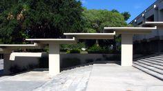 Sarasota Senior High School - Paul Rudolph
