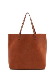 Leather Transport Tote #bags #FW14