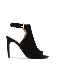 e57fbabb1f53 Black Tory Burch Brittania Sandal Designer Boots