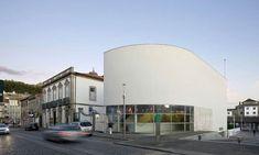 Banco Borges Irmão | Vila do Conde, Portugal |   Álvaro SIZA VIEIRA