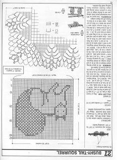 Decorative Crochet Magazines 31 - Gitte Andersen - Álbumes web de Picasa
