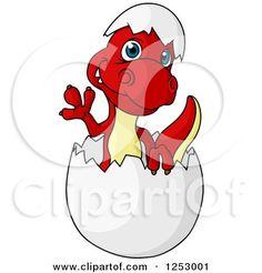 Royalty-Free (RF) Baby Dinosaur Clipart, Illustrations, Vector ...