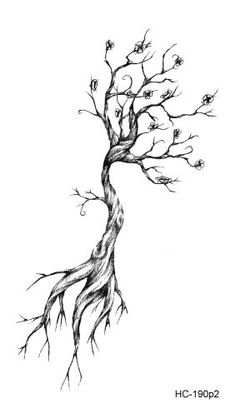 Black and White Tiny Element Tattoo - Small Temporary . - Black and White Tiny Element Tattoo – Small Black and White Temporary Tattoo Eleme - Tree Branch Tattoo, Tree Roots Tattoo, Tree Tattoo Arm, Tree Back Tattoos, Tattoos Of Trees, Family Tree Tattoos, Dead Tree Tattoo, Simple Tree Tattoo, Tree Tattoo Meaning