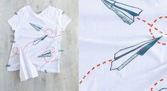Tee-shirts personnalisés à la peinture textile