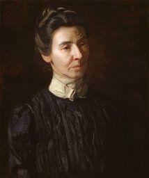 Thomas Eakins American, 1844-1916, Portrait of Mary Adeline Williams