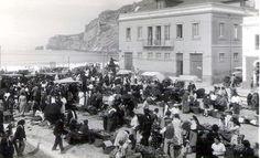 mercado da nazare - Google Search Portugal, Terra, Google Search, Outdoor, Vintage, Rolodex, Vintage Postcards, Outdoors, Outdoor Games