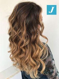 Make a wish _ Degradé Joelle #cdj #degradejoelle #tagliopuntearia #degradé #igers #musthave #hair #hairstyle #haircolour #longhair #ootd #hairfashion #madeinitaly #wellastudionyc