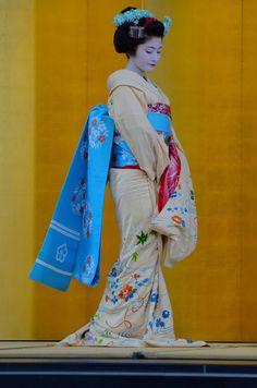 祇園甲部「紗月」さん・京都府物産展の画像 | ゆうちゃんの『きょう散歩』
