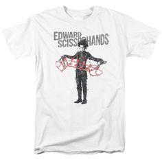 Edward Scissorhands: Show & Tell T-Shirt