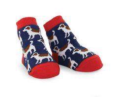 Puppy Sock | Baby | Mud Pie