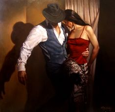 Hamish Blakely -  Bachata \\ Bachata is a style of dance that originated in the Dominican Republic.