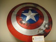 Captain America Prop