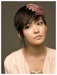 Cute Feminine Brunette Hairstyle